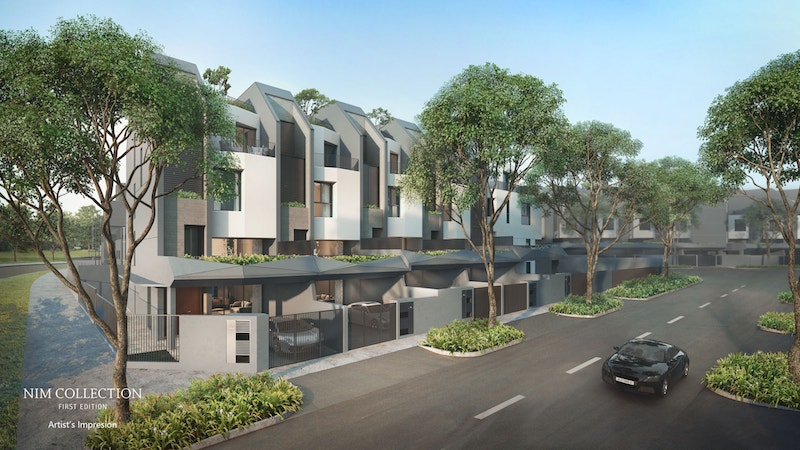 Nim Collection Also Developer of Pollen Collection Landed at Nim Road Amg Mo Kio by Bukit Sembawang